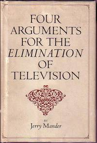 image of Four Arguments For the Elimination of Television