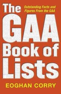 The GAA Book of Lists