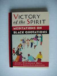 image of Victory of the Spirit  -  Meditations on Black Quotations