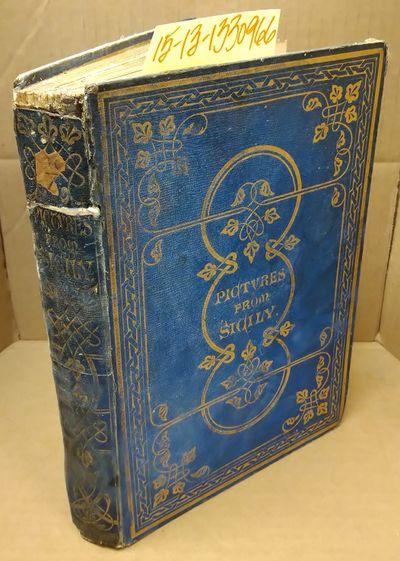 London: Arthur Hall, Virtue & Co, 1853. Hardcover. Octavo; pp 200; Fair; blue spine with gilt text a...