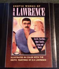 image of EROTIC WORKS OF D.H. LAWRENCE