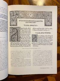 [ALDINE IMPRINTS]. In Aedibus Aldi: The Legacy of Aldus Manutius and His Press