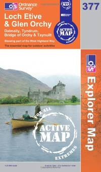 Loch Etive and Glen Orchy (OS Explorer Map Active) by Ordnance Survey - Paperback - from World of Books Ltd and Biblio.com