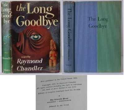 Houghton Mifflin. 1st Edition. Hardcover. Dust Jacket Included. First edition, 1954. Book very good,...
