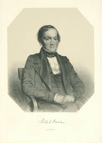 Lithograph portrait by T. H. Maguire