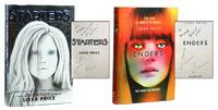 STARTERS ENDERS (2 BOOK COMPLETE SET) by Lissa Price - Signed First Edition - 2012 - from Astro Trader Books (SKU: 1000-263)