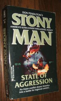 State of Aggression (Stonyman Ser. , Vol. 56)