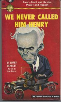 image of We Never Called Him Henry