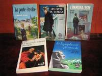 Le Retour De L'enfant Prodigue and 4 Others By Andre Gide