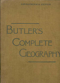 Butler's Complete Geography: Pennsylvania Edition