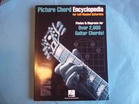 image of Picture Chord Encyclopedia for Left-Handed Guitarists