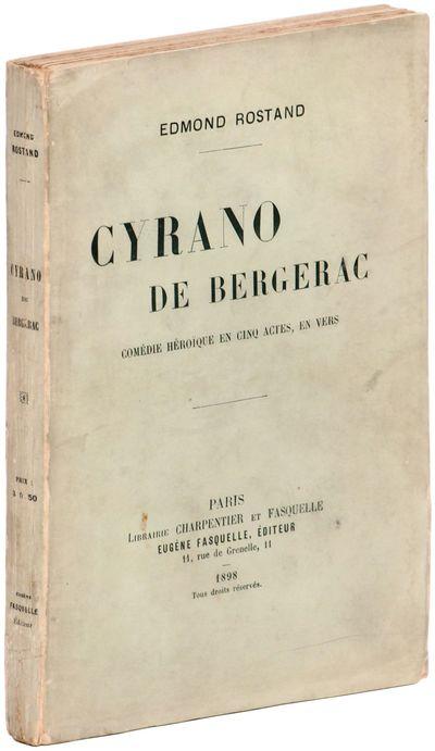 Paris: Librairie Charpentier et Fasquelle, 1898. Softcover. Near Fine. First edition. Original print...