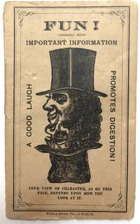 Fun! Combined with Important Information. A Good Laugh Promotes Digestion [promotional pamphlet...