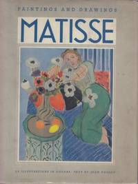 Painting and Drawings of Mattisse by Jean Cassou - 1939 - from Hard-to-Find Needlework Books (SKU: 49005)