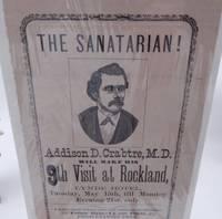 [ Advertising Broadside ] The SANATARIAN!
