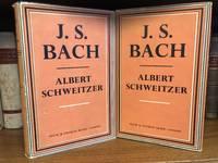 J. S. BACH [2 VOLUMES]