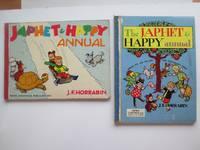 image of Japhet & Happy annual 1951 and 1952 (2 books)