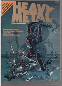 Heavy Metal Magazine Vol. I through Vol.III #2   (FIRST FIFTEEN ISSUES)