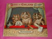 DAYS IN CATLAND with Louis Wain (Father Tuck's Panorama)