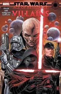 image of Star Wars: Age Of Resistance - Villains
