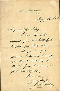 POEMS, Signed By Harte with ANS by  Bret Harte - Signed First Edition - 1871 - from Harry E Bagley Books Ltd (SKU: 6688)