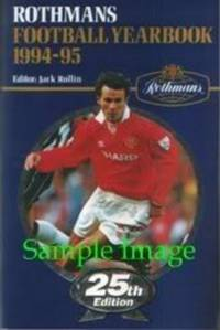Rothmans Football Yearbook 1994-95 (# 25)
