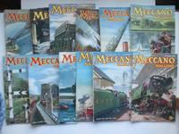 image of Meccano magazines: volume 34 [XXXIV] complete