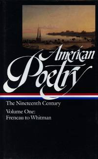 American Poetry: The Nineteenth Century and American Poetry: The Twentieth Century [4 Volume Set]
