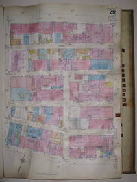 Vol. 9 of 29 Atlases of Insurance Maps for Brooklyn. East Williamsburg & Bushwick