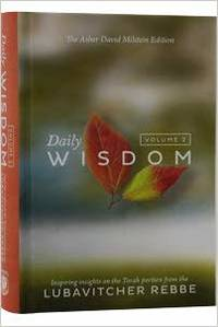 Daily Wisdom Vol. 2-Compact Edition 4 X 6: Inspiring Insights on the Torah Portion From the Lubavitcher Rebbe by Moshe Wisnefsky - Hardcover - 2018 - from Amazing Bookshelf, Llc and Biblio.com