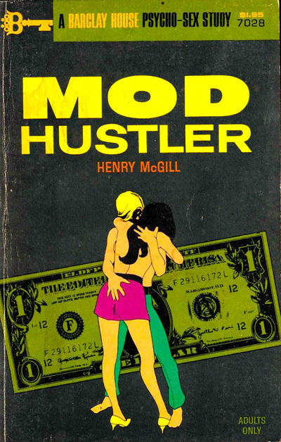 North Hollywood: Barclay House, 1969. Mass market paperback. Very good. Slight spine lean, wraps a b...