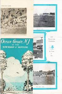 OCEAN GROVE, N.J. IN THE TOWNSHIP OF NEPTUNE [cover title] by  Ocean Grove New Jersey - First Edition - 1920 - from R & A Petrilla, ABAA, IOBA and Biblio.co.uk