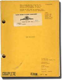 The Marauders (Original screenplay for the 1955 film)