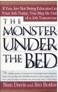 image of THE MONSTER UNDER THE BED