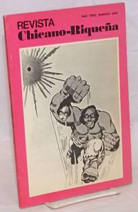 Revista Chicano-riqueña: año tres, numero uno, Invierno 1975