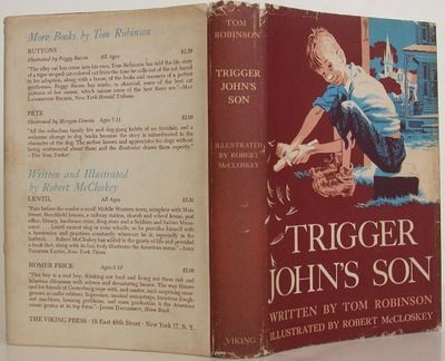 Viking Press, 1949. 1st Edition. Hardcover. Very Good/Very Good. 1st Illustrated Edition, signed by ...