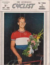 Russell Mockridge Tribute Issue of The Australian Cyclist October 1958
