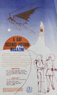 """A Gay Science Fiction Magazine"""