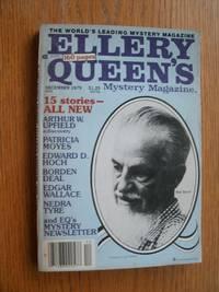 Ellery Queen's Mystery Magazine December 1979