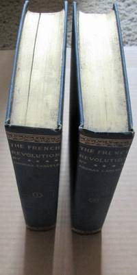 image of The French Revolution: A Hstory, Volumes I and II