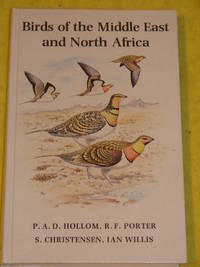 Poyser, Birds of the Middle East and North Africa