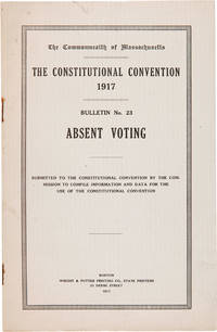 [COLLECTION OF RESEARCH MATERIAL RELATING TO THE HISTORY OF VOTING IN THE UNITED STATES, COMPILED BY NOTED HISTORIAN ALBERT BUSHNELL HART, WITH HUNDREDS OF EXTRACTS, CLIPPINGS, AND CITATIONS, PLUS OVER FORTY BALLOT-RELATED IMPRINTS AND EPHEMERAL ITEMS]