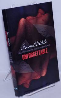 image of Insatiable/Unforgettable: a new collection of erotic tales