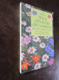 New Zealand Wild Flowers Handbook