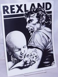 image of Rexland [8.5x11 inch glossy b&w print]