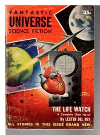 FANTASTIC UNIVERSE SCIENCE FICTION, September 1954, Vol 2, No 2.