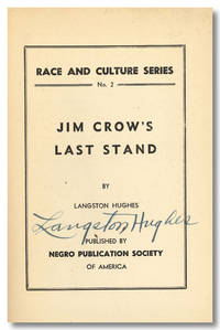 image of Jim Crow's Last Stand
