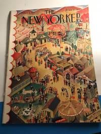 NEW YORKER MAGAZINE OCT 9,1937