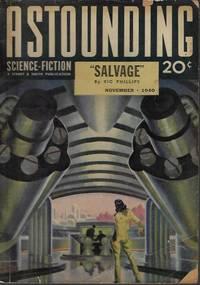 "image of ASTOUNDING Science Fiction: November, Nov. 1940 (""Slan!"")"