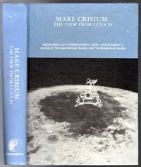 image of Mare Crisium: The View from Luna 24 : proceedings of the Conference on Luna 24, Houston, Texas, December 1-3, 1977 (Geochimica et cosmochimica acta : Supplement)